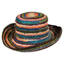 La Playa Raffia Straw Sun Hat alternate view 2