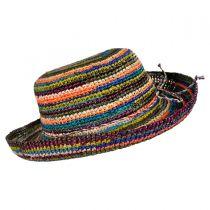 La Playa Raffia Straw Sun Hat alternate view 3