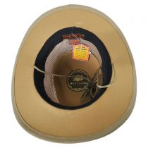 Mesh Covered Soaker Safari Hat in