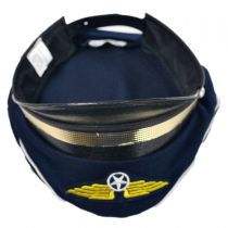 B2B Adult Cotton Pilot Hat alternate view 3