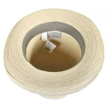 Guatemalan Palm Leaf Straw Top Hat alternate view 4