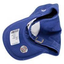 Los Angeles Dodgers MLB Clean Up Strapback Baseball Cap Dad Hat alternate view 4