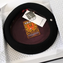Hoquy Wool Basque Beret and Luxury Box