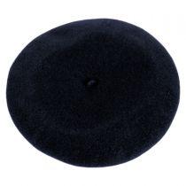 Wool Basque Beret in