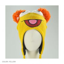 Red Fraggle Peruvian Beanie Hat