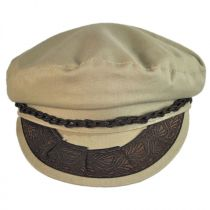 Cotton Greek Fisherman's Cap