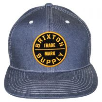 Oath III Snapback Baseball Cap in