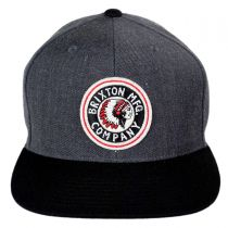 Rival Snapback Baseball Cap
