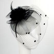 Dahlia Fascinator Headband in