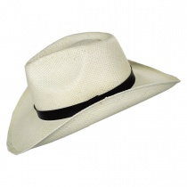 Zee Toyo Straw Western Hat in
