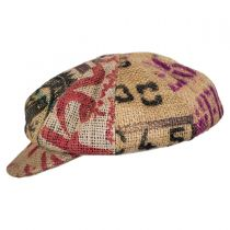 Havana Coffee Works Jute Baker Boy Hat alternate view 11