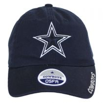 Dallas Cowboys NFL Slouch Strapback Baseball Cap Dad Hat in