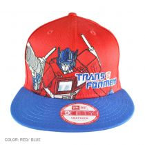 Transformers Optimus Prime Heroic Stance 9FIFTY Snapback Baseball Cap