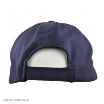 #1 Grandpa Strapback Baseball Cap Dad Hat in