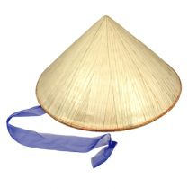 Coolie Asian Conical Hat
