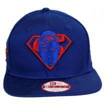 DC Comics Superman 9Fifty Cabesa Snapback Baseball Cap alternate view 2