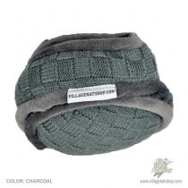 Knit Backwear Earmuffs