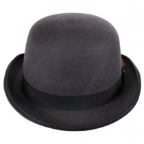 English Wool Felt Bowler Hat alternate view 10