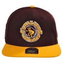 Cleveland Cavaliers NBA Sure Shot Snapback Baseball Cap alternate view 2