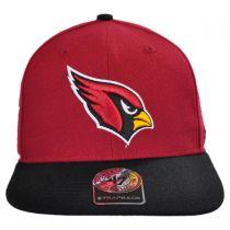 Arizona Cardinals NFL Sure Shot Strapback Baseball Cap Dad Hat alternate view 2
