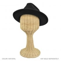 Straw Hat Display - Large