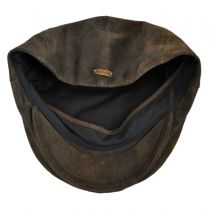Rustic Leather Ivy Cap alternate view 8