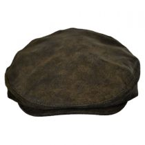 Rustic Leather Ivy Cap in