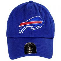 Buffalo Bills NFL Clean Up Strapback Baseball Cap Dad Hat in
