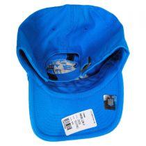 Carolina Panthers NFL Clean Up Strapback Baseball Cap Dad Hat alternate view 8