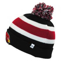Arizona Cardinals NFL Breakaway Knit Beanie Hat alternate view 2