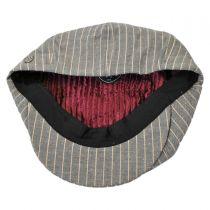 Stripe Brood Newsboy Cap