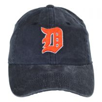 Detroit Tigers MLB Raglan Strapback Baseball Cap Dad Hat in