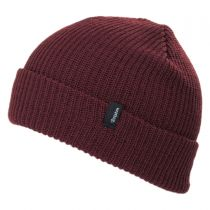 Heist Knit Beanie Hat in