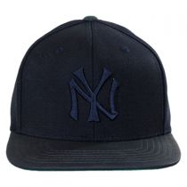 New York Yankees MLB Tonalism Strapback Baseball Cap Dad Hat alternate view 2