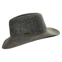 Barclay Wool Felt Trilby Fedora Hat in