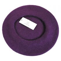 Crystals Wool Beret alternate view 3