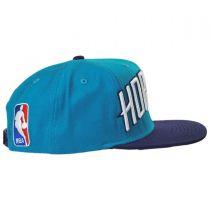 Charlotte Hornets NBA adidas On-Court Snapback Baseball Cap alternate view 3