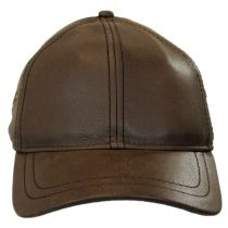 Timber Leather Adjustable Baseball Cap alternate view 6