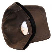 Timber Leather Adjustable Baseball Cap alternate view 4
