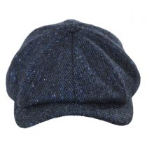Magee Tic Weave Lambswool Newsboy Cap alternate view 3