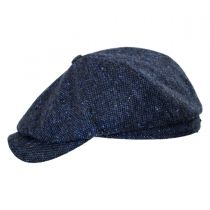 Magee Tic Weave Lambswool Newsboy Cap alternate view 4