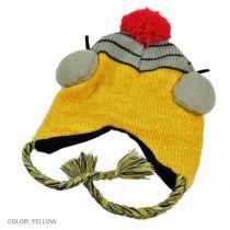 Plex Peruvian Beanie Hat