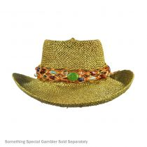 Macrame Hat Band