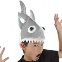 Man Eatin' Shark Hat