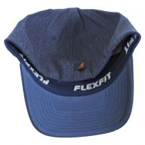 Logo Wool FlexFit Fitted Baseball Cap alternate view 82