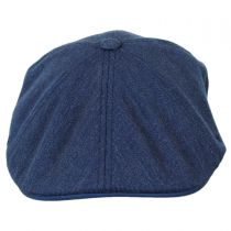 Wool Blend Flexfit 504 Ivy Cap in