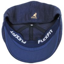 Wool Blend Flexfit 504 Ivy Cap in