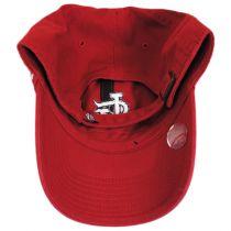 St Louis Cardinals MLB Clean Up Strapback Baseball Cap Dad Hat alternate view 8