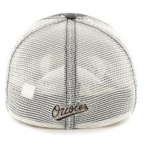 Baltimore Orioles MLB Rockford Mesh Fitted Baseball Cap in