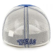 Texas Rangers MLB Rockford Mesh Fitted Baseball Cap in